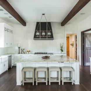 Landhaus Küche in Austin