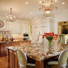 Traditional Kitchen by Guided Home Design