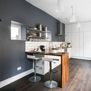 Photo of a country kitchen in London.