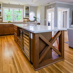 Addition/Remodel of Historic House in Palo Alto - Contemporary - Kitchen - San Francisco - by ...
