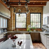 5 Striking Kitchens With Industrial-Inspired Style