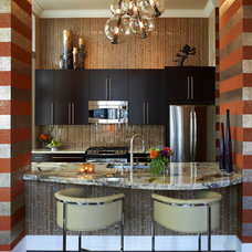 Contemporary Kitchen by Kamarron Design, Inc.