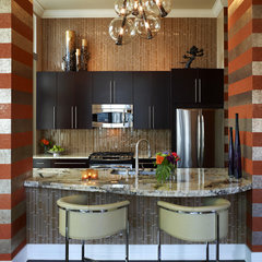 modern kitchen by Kamarron Design, Inc.