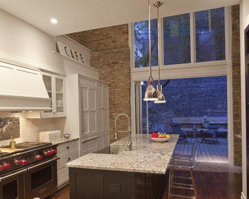 Modern Chicago Kitchen Design Ideas Remodel Pictures Houzz