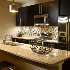 Asian Kitchen by Hilary Bailes Design