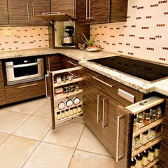modern kitchen by Chimera Interior Design