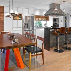 Contemporary Kitchen by Jenny Martin Design