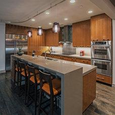 Contemporary Kitchen by David Rance Interiors