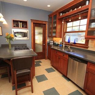 Chipeta Craftsman, kitchen remodel