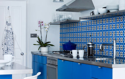 10 Brilliant Ways to Bring Blue Into the Home