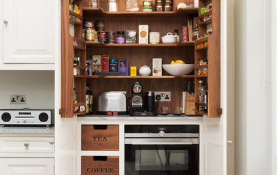 Is This the Storage You'd Have in Your Dream Kitchen?