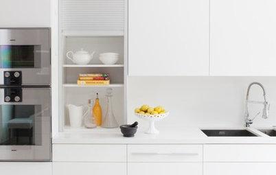 Trucos para limpiar la cocina de forma 100 % natural