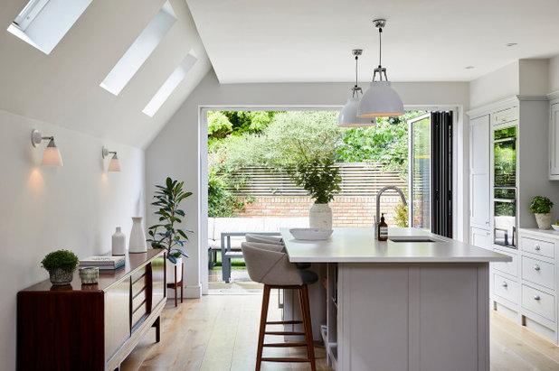 Contemporary Kitchen by Sarah Brink Design