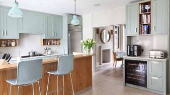 Chiswick Townhouse Kitchen