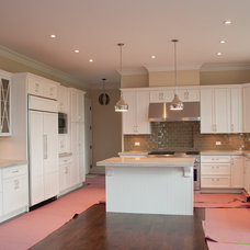 Traditional Kitchen by Choice Cabinet