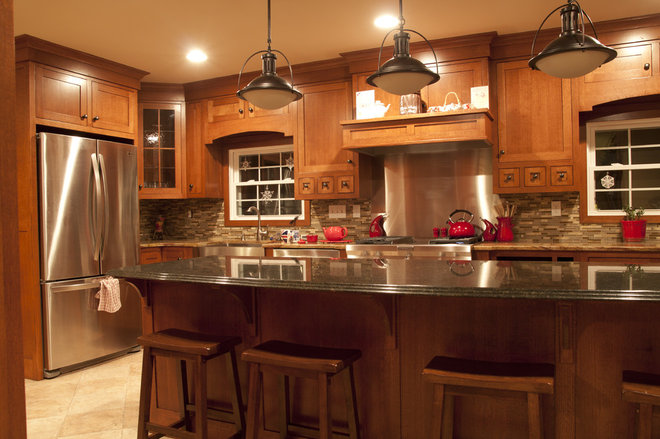 Traditional Kitchen Chris Andrews