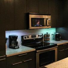 Modern Kitchen Chris Matteo Interior Design