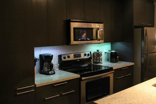 Modern Kitchen Chris Matteo Interior Design