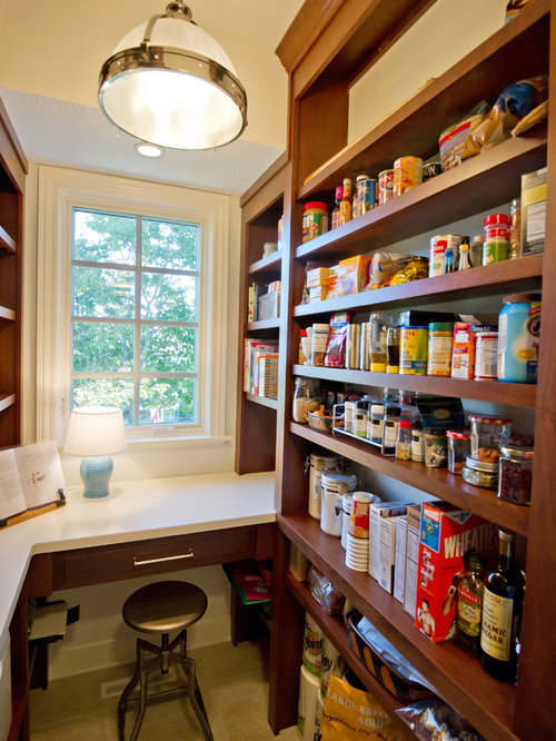 Butlers Pantry With Desk Home Design Ideas Pictures