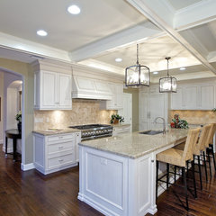traditional kitchen by Christian Rice Architects, Inc.