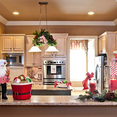 Traditional Kitchen by Design By Julie