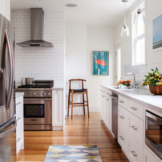 Transitional Kitchen by Michele Lee Willson Photography