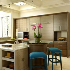Contemporary Kitchen by Christy Dillard Kratzer