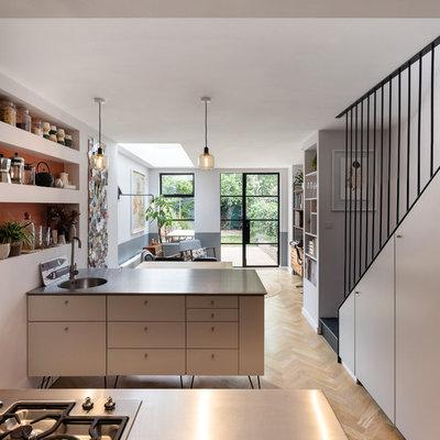 Contemporary Kitchen by Mailen Design SW