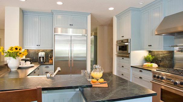 Traditional Kitchen by Ciatti Design, Allied ASID