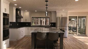 Cicero Kitchen Remodel - An Open Floorplan
