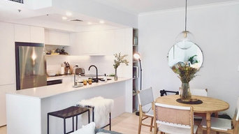 City Apartment Kitchen - Sydney