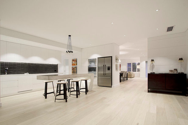 Contemporary Kitchen by Talbot Le Page Design