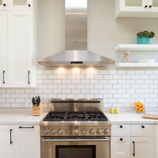 Transitional Kitchen by Elena Calabrese Design & Decor
