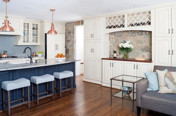 Traditional Kitchen by WINN Design+Build