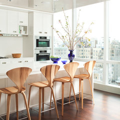 eclectic kitchen by amanda nisbet
