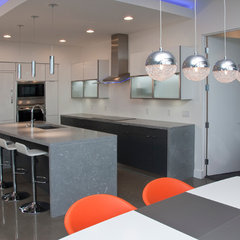 contemporary kitchen by Woodways