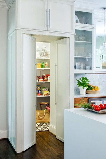 Contemporary Kitchen by TerraCotta Studio