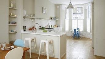 Clapham Painted Shaker Kitchen