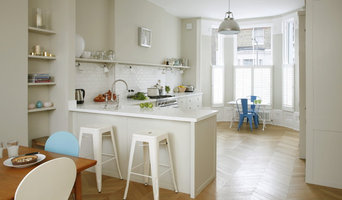 Clapham Painted Shaker Kitchen