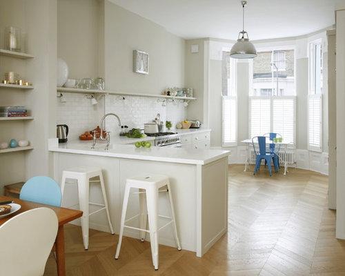 Clapham Shaker Kitchen: Best Shaker Kitchen Design Ideas & Remodel Pictures