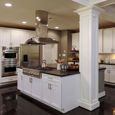 Transitional Kitchen by gps designs