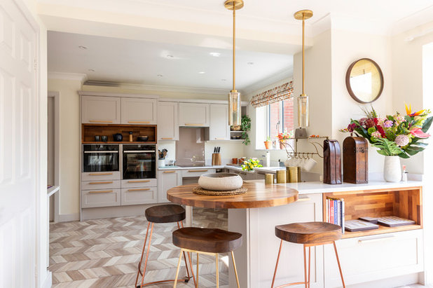 Contemporary Kitchen by Kasia Fiszer Photography