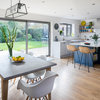 Houzz Tour: A Bright Family Home With an Open-plan Layout