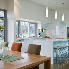 Contemporary Kitchen by Hosking Interior Design