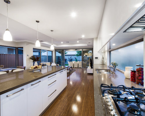 perth kitchen design ideas renovations photos with bamboo floors