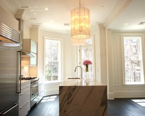 modern victorian - Modern Victorian Kitchen Design