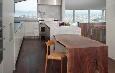 Bring a Natural Feel to Your Kitchen: 7 Ways Small and Large