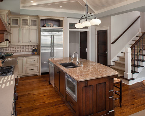 Island Sink And Dishwasher Houzz