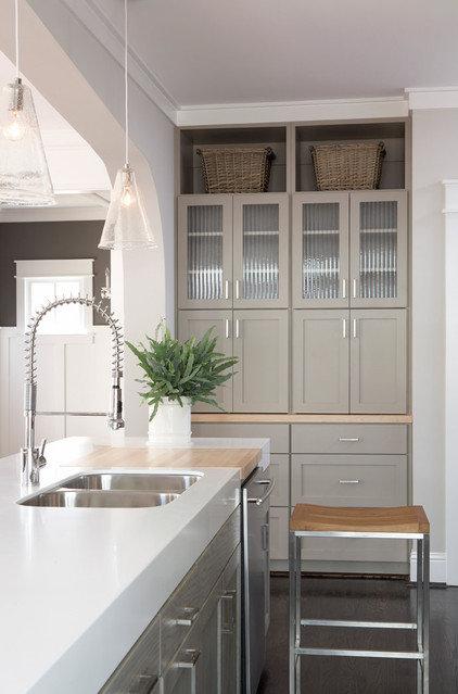 Asian Kitchen by TerraCotta Properties