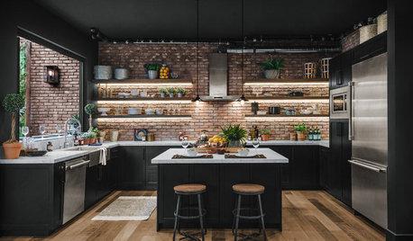 3 splendides cuisines noires venues des États-Unis